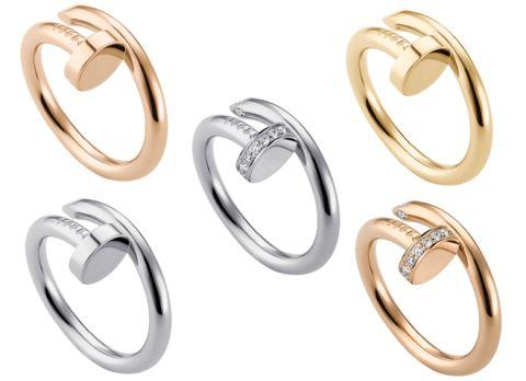 Cartier schmuck ringe