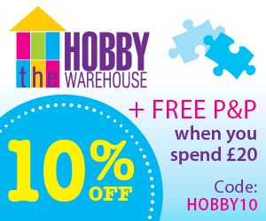 Shop the Sale along with New Art Books at the Hobby Warehouse