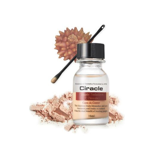 Ciracle Pimple Solution CC Powder - 16ml - Strawberrycoco