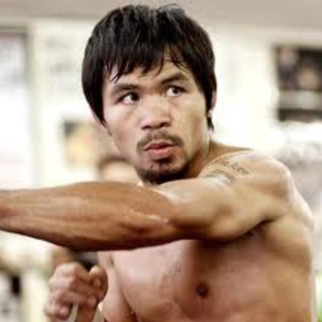 Manny Pacquiao - Boxer