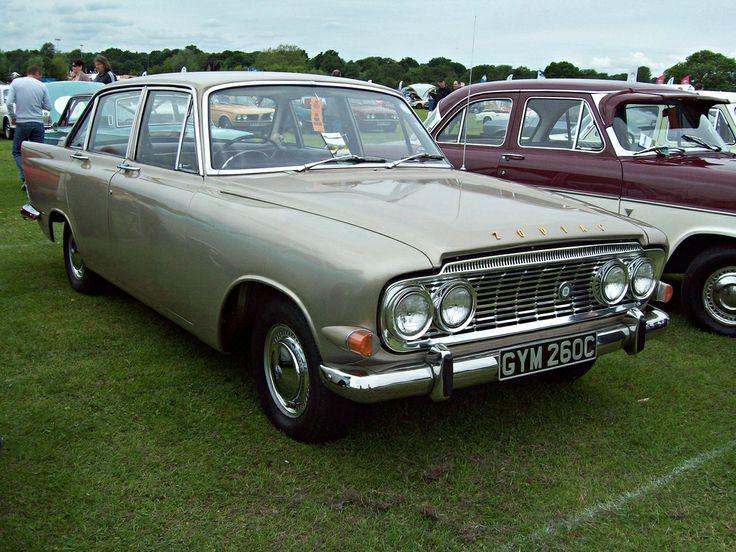 137 Ford Zodiac Mk.III (1965)