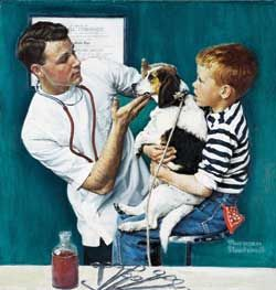 Picturing Health: Norman Rockwell and the Art of Illustration