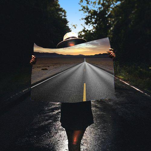 Road (Photoshop)
