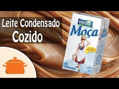 PANELATERAPIA - Blog de Culinária, Gastronomia e Receitas: Como Cozinhar Leite Condensado de Caixinha