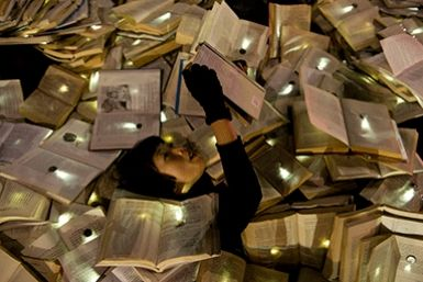 Love books? Join Melbourne's bibliophiles at the city's largest weekly book market.