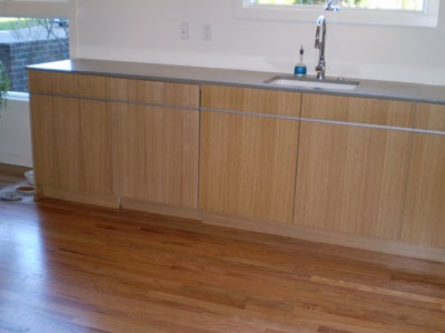 Rift Cut White Oak Kitchen Cabinets House Design
