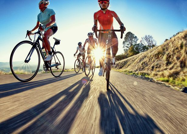 Get Fit Faster: Cycling Workouts for Sprinting, Climbing, and Time Trialing   Bicycling Magazine