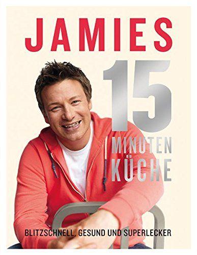 Das Kochbuch Jamies 15-Minuten-Küche: Blitzschnell, gesund und superlecker ist ein ideales Kochbuch für Studenten. Kaum Zeit zu Kochen? Mit diesem Buch klappt es mit der gesunden und schnellen Küche auch während der Prüfungszeit.