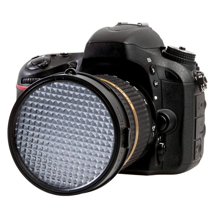 Amazon.com : ExpoDisc EXPOD2-77 2.0 Professional White Balance Filter 77 mm, 82mm (Black) : Camera Lens Accessories : Camera & Photo