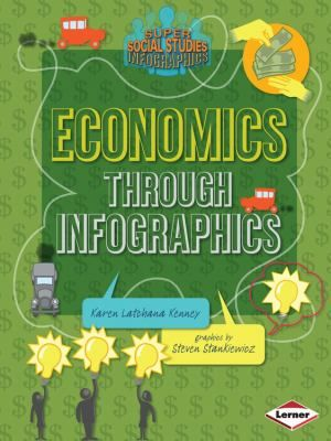 Explore the ins and outs of global markets, currencies, supply and demand, wants and needs, and more. Vibrant infographics tell a visual story to help readers understand important economic principles. Gr.5-7