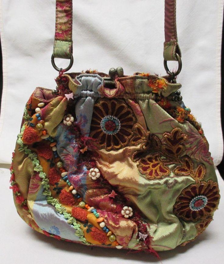 Mary Frances Handbag Splash Of Color