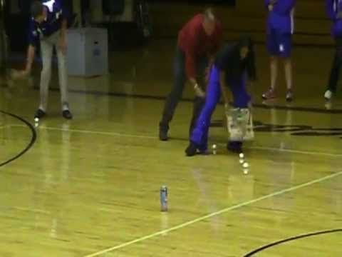 Centennial Broncos High School Homecoming Pep Rally 2012 Game #2 - YouTube