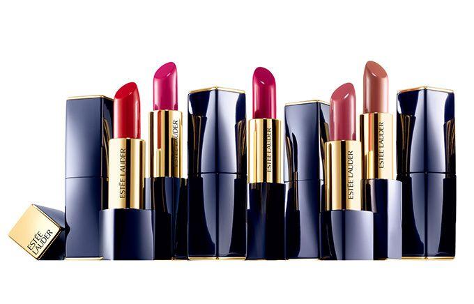 エスティ ローダーの人気リップ「ピュア カラー エンヴィ リップスティック」&ファンデーションに新色   ファッションプレス