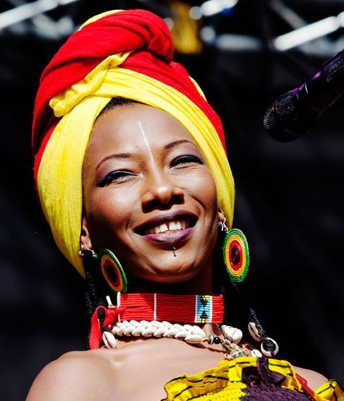 Fatoumata Diawara at Aeolian Performing Arts Center - London, ON - Friday, January 31, 2014- Tickets available at: http://www.ticketscene.ca/events/8940/