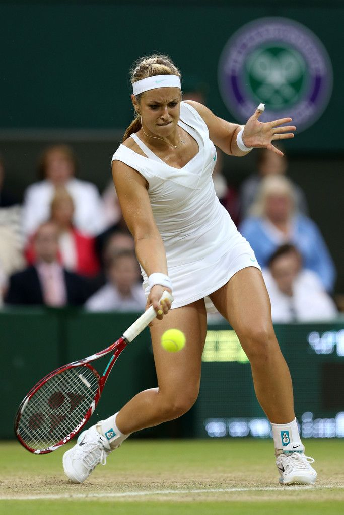 Sabine Lisicki - The Championships - Wimbledon 2012: Day Eight