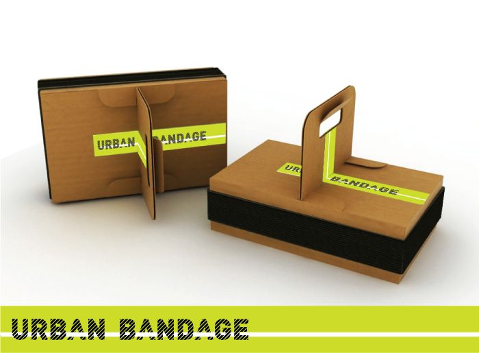Design of a take away food packaging to stimulate people ...