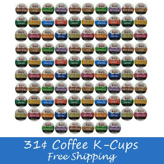 96-CT K-Cup Variety Pack : $29.90 + Free S/H  http://www.mybargainbuddy.com/96-ct-k-cup-variety-pack-29-90-free-sh