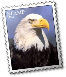 Website that states current stamp prices.