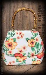Handtasche Küstenluder - Gwen Aloha Bamboo