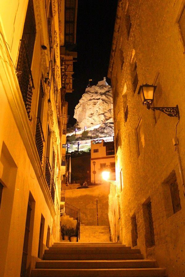 Cara del Moro, Casco Antiguo de Alicante