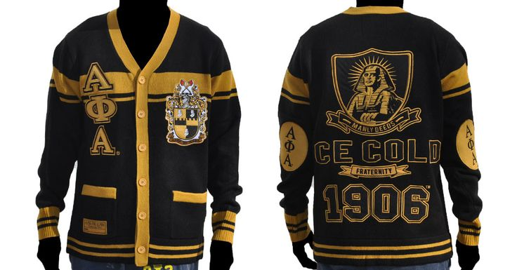Alpha Phi Alpha Sweater (Ice Cold)