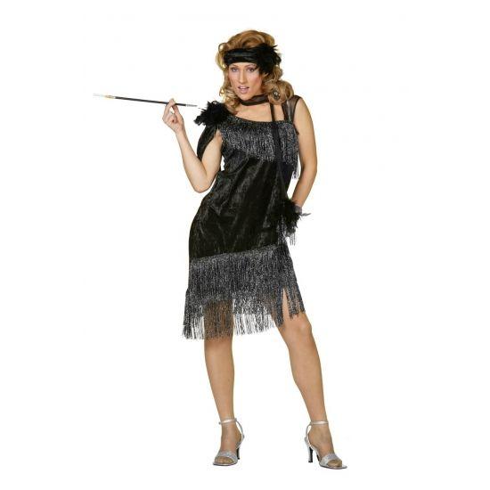 Feestwinkel online met Zwart Charleston jurkje en vele feestartikelen. Zwart Charleston jurkje nu voor � 44.95, uit voorraad.