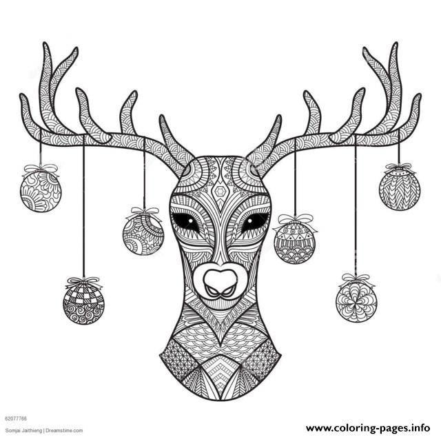 61 best Reindeer images on Pinterest
