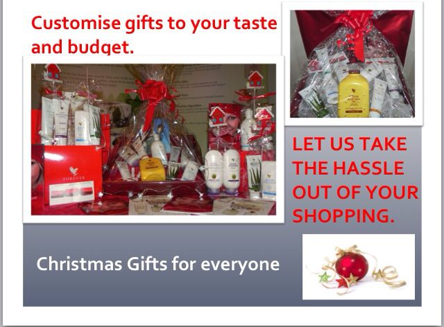 We can customise any hamper