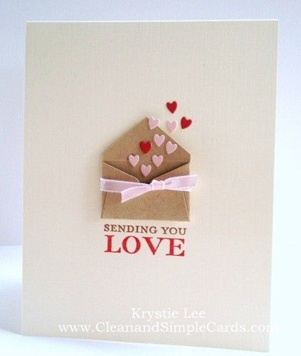 Cute Little Valentine Card