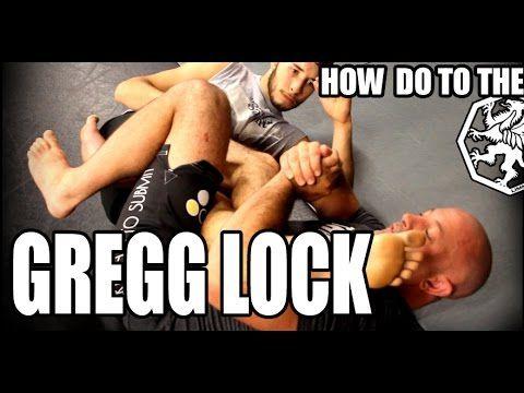 No Gi Leg Lock - The Gregg Lock