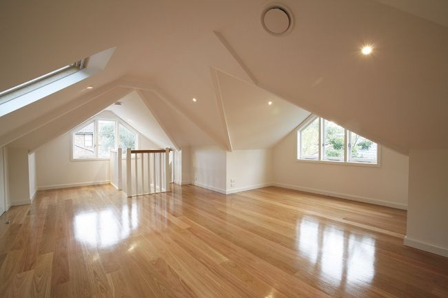 Using Angled Ceilings Converting Your Attic Into A Bedroom Salter Spiral Stair The Blog
