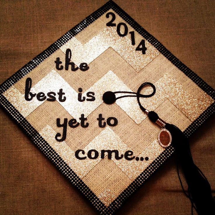Graduation Cap Decorating How-To   Miss Welden
