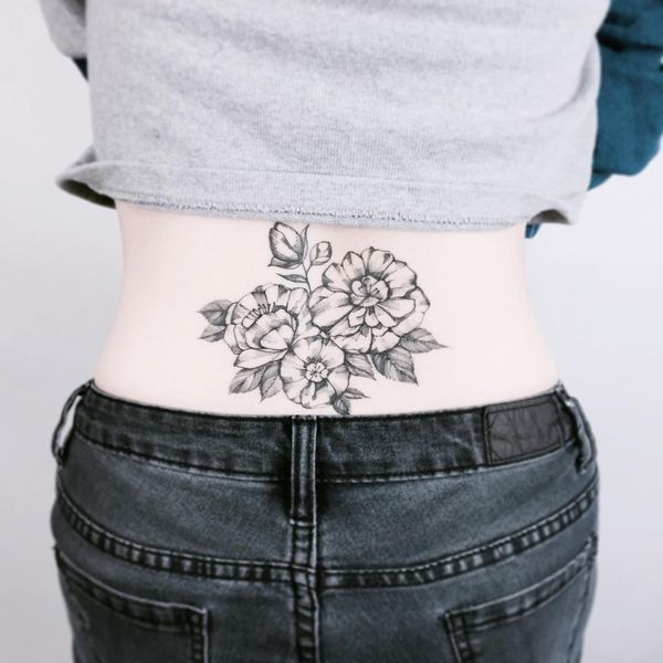 Tramp Stamp Tattoos Meaning and Best Design Ideas