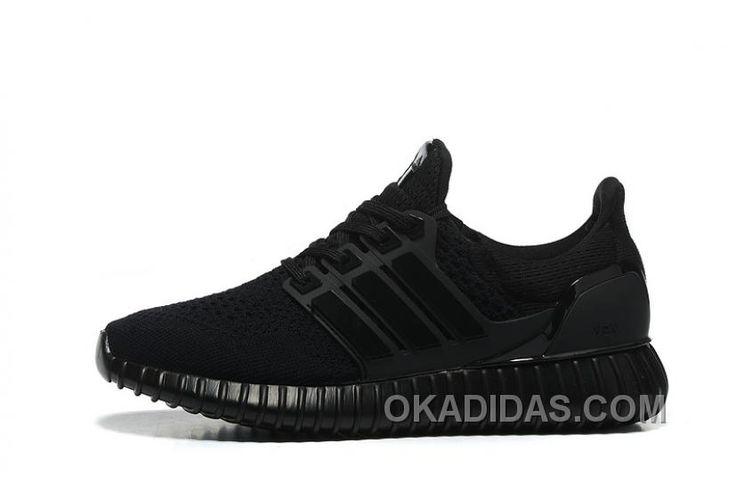 www.okadidas.com/... ADIDAS YEEZY ULTRA BOOST MEN BLACK ONLINE : $70.00