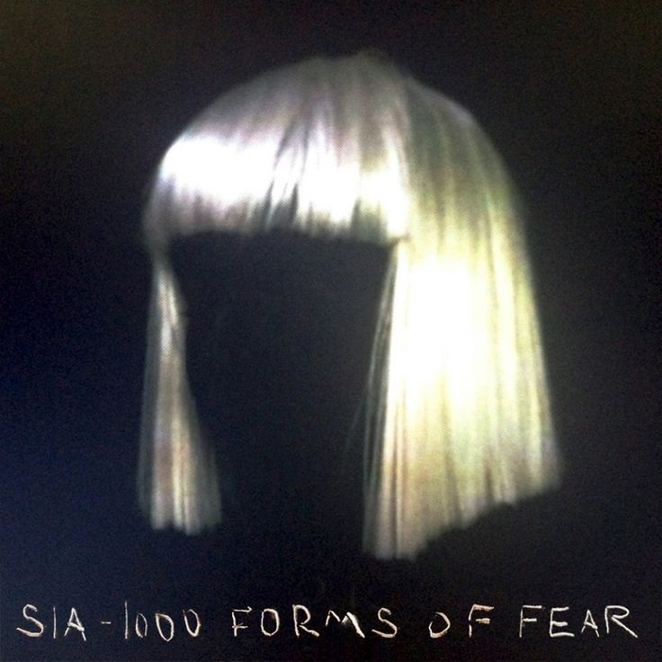 "Sia ""1000 Forms Of Fear"" album cover"