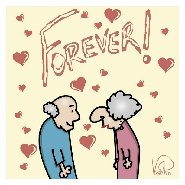 Old Age Couple Quotes: 129 Best *elderly Love* Images On Pinterest