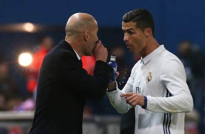 Barcelona vs Real Madrid: Zinedine Zidane backs Cristiano Ronaldo to trump Lionel Messi in El Clasico #barcelona #madrid #zinedine #zidane…