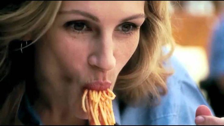 """""""Mangia prega ama"""" (Eat Pray Love) è un film del 2010 diretto da Ryan Murphy, basato sul libro autobiografico di Elizabeth Gilbert Mangia, prega, ama - Una donna cerca la felicità (Rizzoli). Courses&Prices: http://saneres.wix.com/italianonlinetutor Serena Italian's BLOG: http://serenaitalian.wordpress.com/ FB group: https://www.facebook.com/italian.online.tutor YouTube channel: http://www.youtube.com/user/serenafantasia"""
