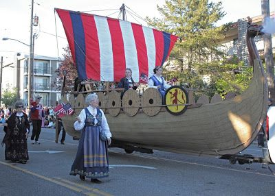 Seattle's Ballard neighborhood has the only Nordic Heritage Museum in the U.S., and the largest Syttende Mai (Norwegian Independence Day) parade and celebration outside of Norway.