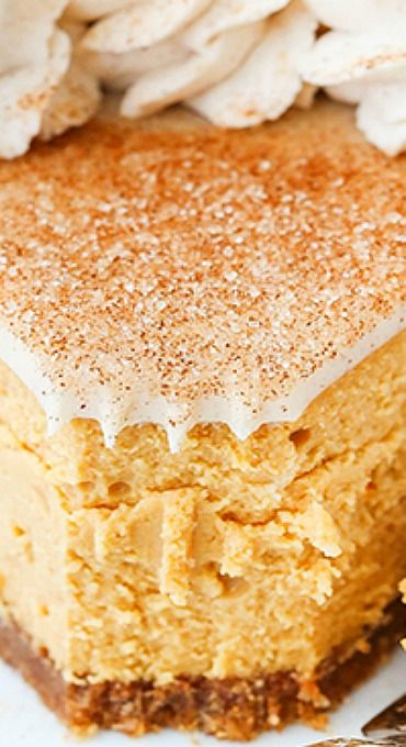 Snickerdoodle Dulce De Leche Cheesecake