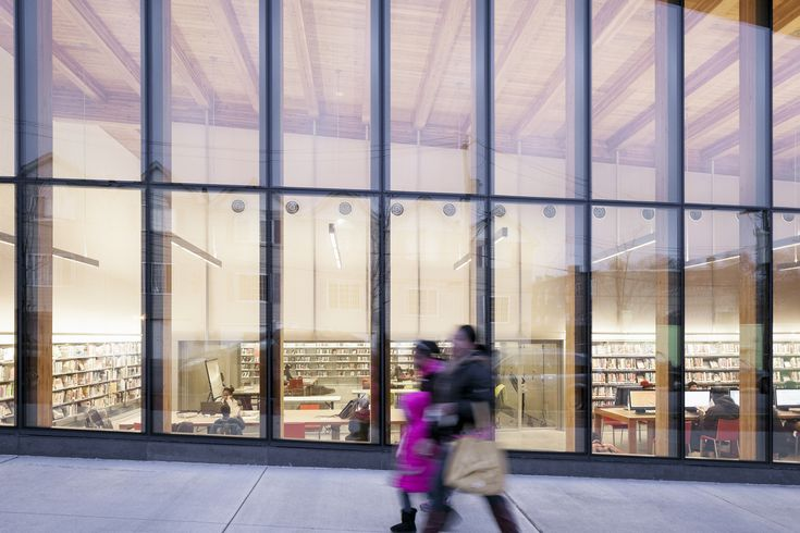 Gallery of Stapleton Library / Andrew Berman Architect - 13