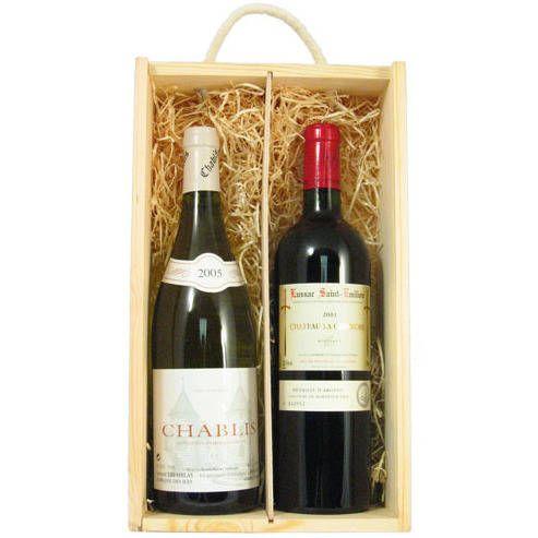 Club Classics Wine Hamper