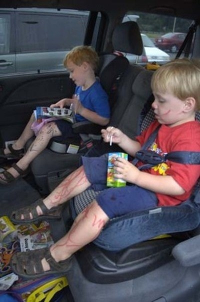 study finds our kids cause 12 distraction of drivers car factsour