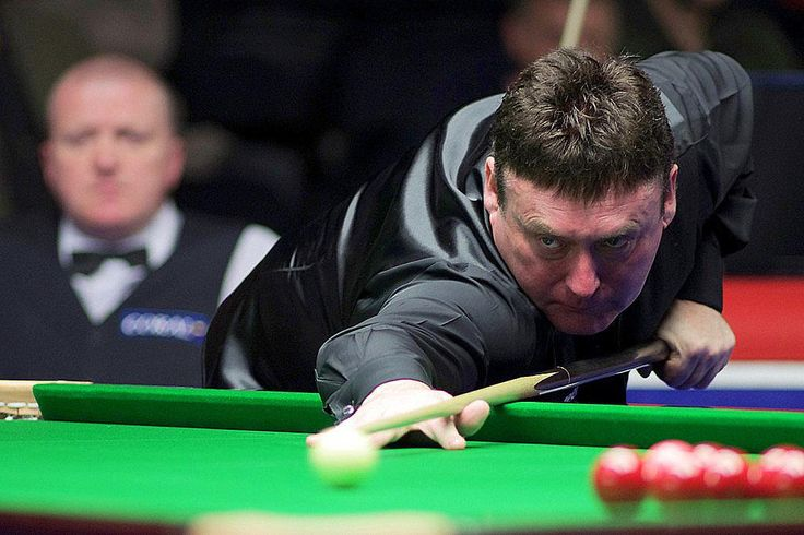 Vintage stuff from Jimmy White today as he beat Dave Harold 6-2 with a top break of 110 at the @Coral UK Championship