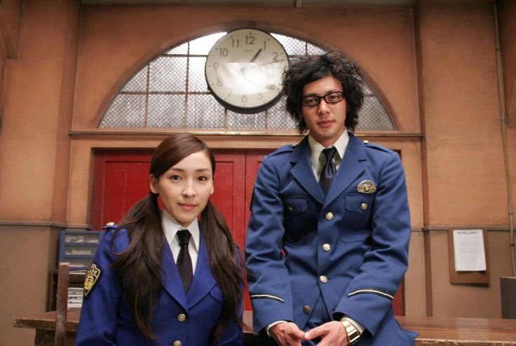 "Kumiko Asou , Asou Kumiko(麻生久美子) / ""The statute of limitations Police(時効警察)"""