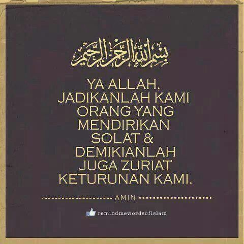 Islam. Seindah bahasa ♥