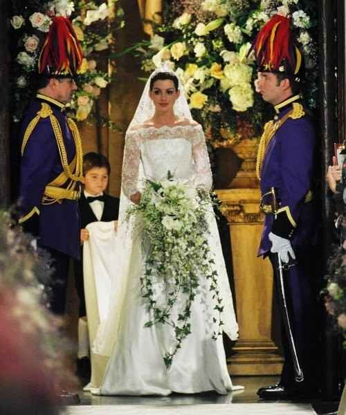 The Princess Diaries 2: Royal Engagement . (2004). | 48 Of The Most Memorable Wedding Dresses From The Movies