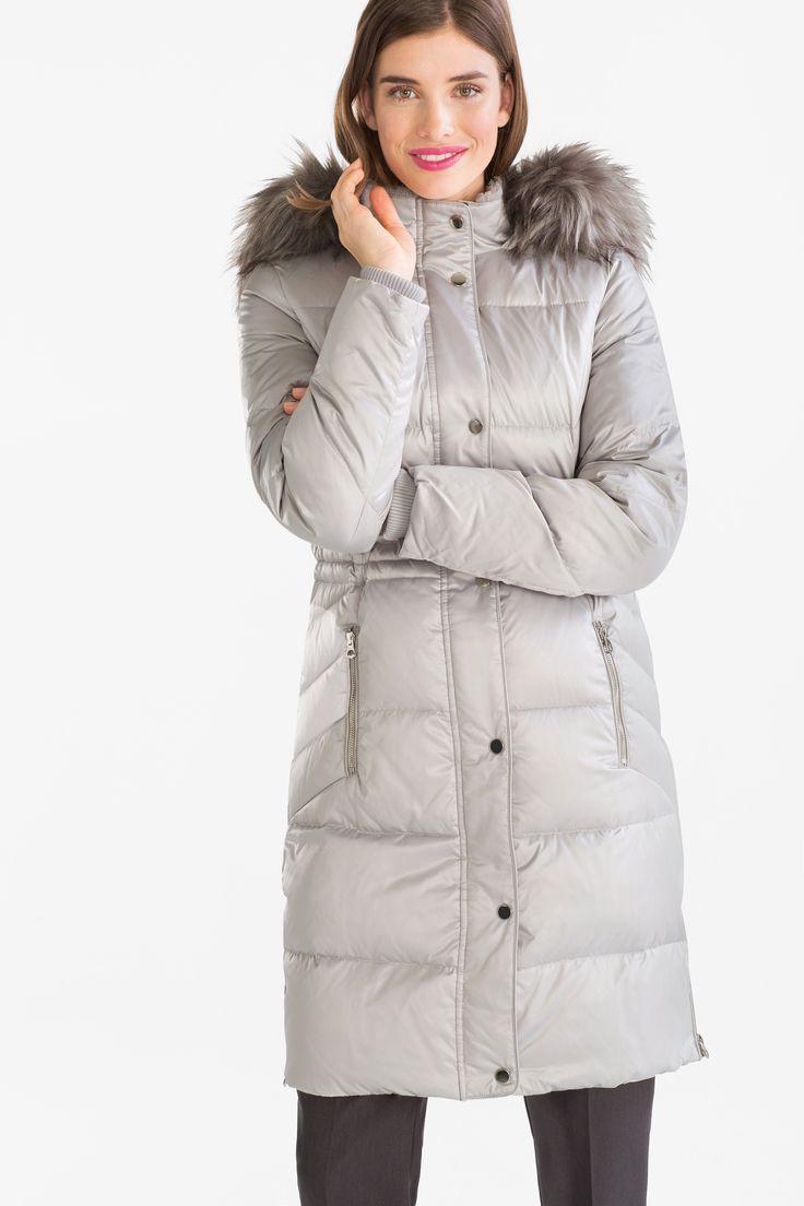 Z2018  Płaszcz puchowy – z certyfikatem RDS   C&A
