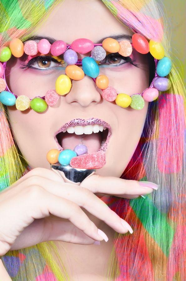 45 Girls Sweet Like Candy Fashion Photography