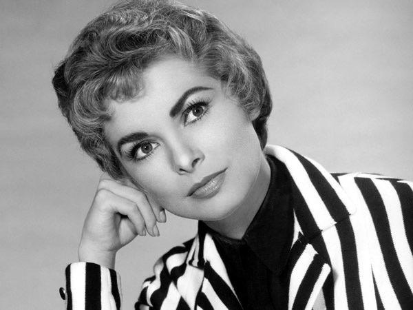 Janet Leigh, de son vrai nom Jeanette Helen Morrison, est une actrice américaine née le 6 juillet 1927 à Merced (Californie) et morte le 3 octobre 2004 à Beverly Hills. Mariée entre autres à Tony Curtis, elle est la mère des actrices Jamie Lee Curtis...